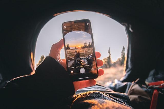 Att skapa en Instagram-sida